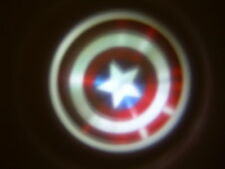 Captain America The First Avenger Shield Projection Keychain Movie Promo 2011