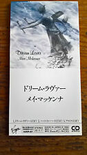 """Mae McKenna - v rare Japanese 3"""" CD single Dream Lover, Heart to Heart, Promises"""