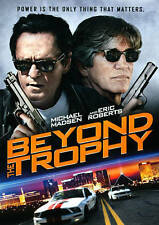 BEYOND THE TROPHY (DVD, 2014) Outstanding Fun Mob Movie with Madsen & Roberts !!