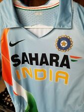 Nike Fit Dry Sahara India Cricket Jersey Camiseta Maglia. Now with free shipping