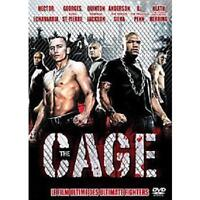 THE CAGE DVD ULTIMATES FIGHTERS ART MARTIAUX KARATE NEUF SOUS BLISTER