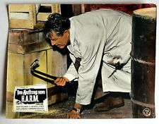 IM AUFTRAG VON H.A.R.M. / Agent for H.A.R.M. * EA-AUSHANGFOTO #11 BOUCHET, COREY