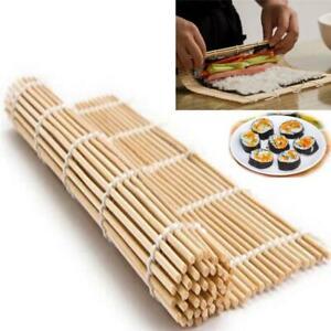 Top Quality Japanese Bamboo Sushi Mat Rolling Maker Maki Roll Rice-UK Seller