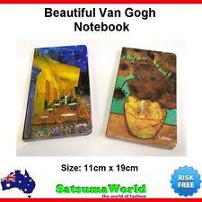 Van Gogh Journal Travel Diary Girls Notebook cover cahier Artist sketch book