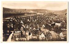 STUTTGART-OBERTÜRKHEIM / Neckar & Gaskessel * Foto-AK um 1930