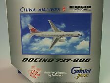 Gemini Jets Wings B737-800 China Airlines - 1/400