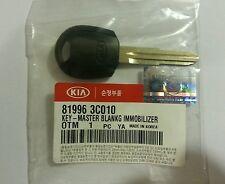 GENUINE KIA Sorento Blank Transponder Key 81996 3C010