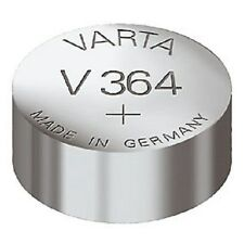 PILE BOUTON LR621 AG1 364 Varta V364 Neuf Emballage d'origine