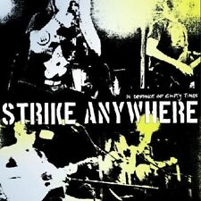 Strike Anywhere - In Defiance Of Empty Times NEW CD