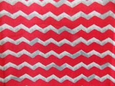 WtW Fabric Quilting Treasures Desiree Mod Abstract Pattern Zig Zag BTY Quilt