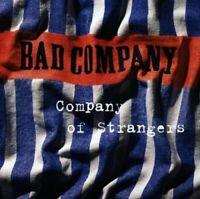 Bad Company - Company Of Strangers (NEW CD)