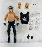 WWE Mattel Hollywood Hulk Hogan Ultimate Edition Elite Series #7 Figure New WCW