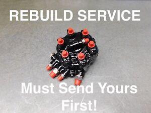 PORSCHE 911 911SC 3.0 FUEL DISTRIBUTOR 0438100077 -  REBUILD SERVICE -