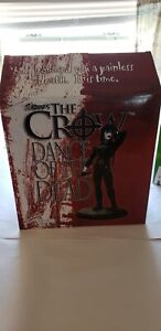 2004 Dragonfly Statue The Crow Dance Of The Dead..Ultra BloodyEdition .79/500