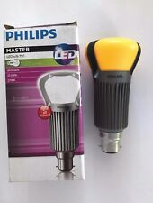 Philips masterLED 13w (75w) 220-240v bc/b22 2700k led dimmable gls