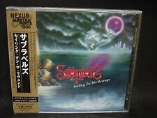 SABBRABELLS Sailing On The Revenge JAPAN CD G.I.S.M. Japan Melodic Heavy Metal