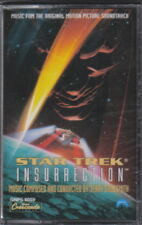 Star Trek: Insurrection Movie Soundtrack Music Cassette