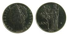 pcc2132_7) Italia Repubblica in Acmonital - 100 Lire 1967 Minerva