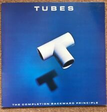 The Tubes The Completion Backwards Principle  LP.