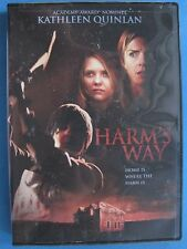 HARM'S WAY (DVD) Home Is Where The Harm Is. Oscar Award Nominee Kathleen Quinlan