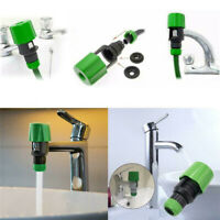 Universal Tap Adaptor Water Hose Pipe Connector Mixer Kitchen Laundry Garden