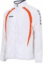 Hummel Team Micro Jacket Sport Jacke Trainingsjacke Weiß (3) Gr. M