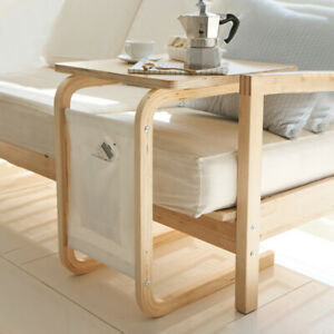 Nordic Simple Small Coffee Tables Home Living Room Storage Bed Side Rack Table