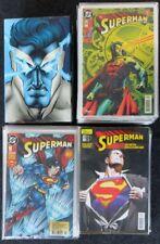 Superman 1-70 incl. 3 volúmenes 1-15 Special-DC Comics-Dino Verlag-z.1 (1-2)