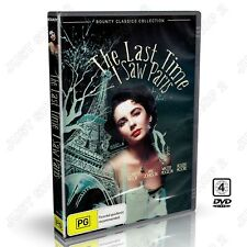 The Last Time I Saw Paris (1954) : Elizabeth Taylor - New DVD