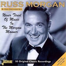Russ Morgan - Never Tired of Music in the Morgan Manner (2003)