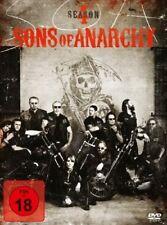 Sons of Anarchy - Staffel  4 [4 DVDs](FSK 18/NEU/OVP) leben, fahren und sterben
