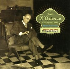 Juan D'Arienzo, Juan - Milonga de Mis Amores [New CD]