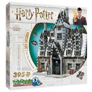 Wrebbit 3D Harry Potter Hogsmeade The Three Broomsticks 3D Jigsaw Puzzle Model