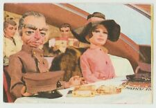 Orig. 1967 Spanish Gerry Anderson Thunderbirds Stamp #134 Lady Penelope & Parker