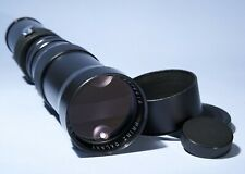 Prinz Galaxy 400mm Lente Teleobjetivo Prime 6.3 ** ** M42 montaje SLR/Adapt Digital