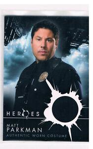 HEROES - SERIES 1 - COSTUME CARD  - MATT PARKMAN    - FREE P&P