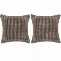 Kissenbezug Dekokissen Kissenhülle Bezug Hülle 45x45 Zierkissen Kriese Muster