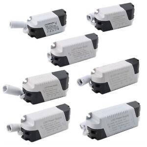 3W-36W LED Panel Driver Ceiling Light Transformer Power Supply Adapter AC85-265V
