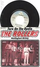 """7"""" THE ROLLERS--TURN ON THE RADIO"""