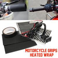 Universal Motorcycle ATV Dirt Bike Handlebar Heated Grip Hand Insert Wrap