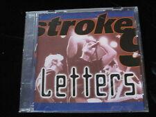 STROKE 9 Letters w/ RARE ROCK REMIX & EDIT PROMO DJ 2000 Single-CD