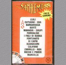 """COMPILATION """" SANREMO '88 """"MUSICASSETTA SIGILLATA (MARCELLA-OXA-BERTE'-CALIFANO)"""