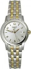 Tissot Damenuhr Uhr Bicolor Edelstahl Datum Saphirglas T97218132