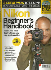 NIKON BEGINNER'S HAND BOOK MAGAZINE 2016 WITH FREE DISC.