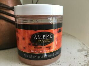 Beauticontrol Ambre aromatherapy show of Dry Winter hands instant manicure