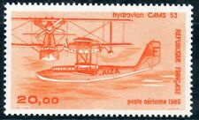 STAMP / TIMBRE FRANCE NEUF POSTE AERIENNE N° 58 ** AVION HYDRAVION CAMS 53