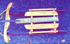 GLADDING ROYAL RACER SLED---ANTIQUE COLLECTIBLE