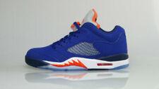 Baskets bleus Jordan pour homme