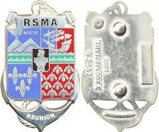 Régiment du Service Militaire Adapté, REUNION, translucide, Y.Bous.2482 (4798)
