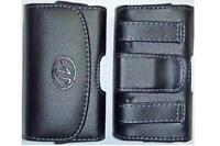Samsung Factor Flip Phone Universal Holster/ Case/ Pouch with Belt Loop & Clip